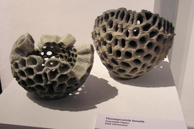honeycomb bowls