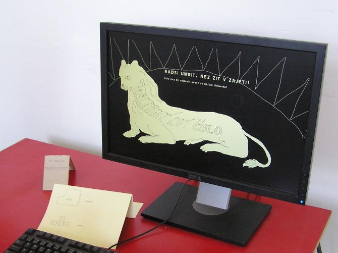 poslední lví číslo