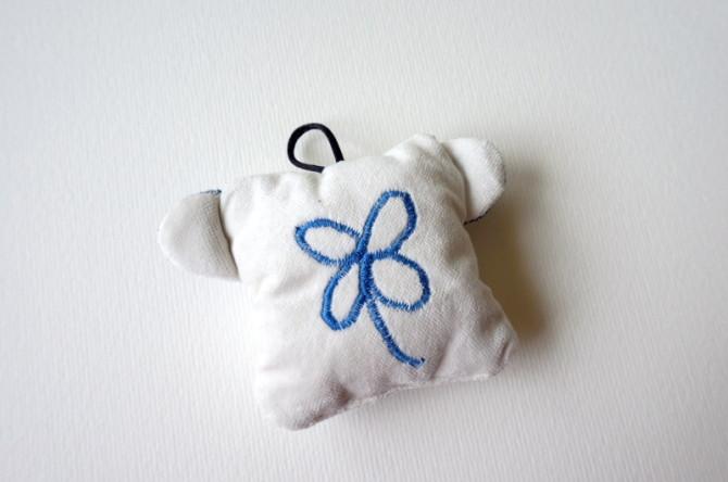 bubulák - malá plyšová hračka
