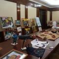 Salon výtvarníků 2014 Praha 8