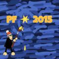 PF 2015 černá ovec