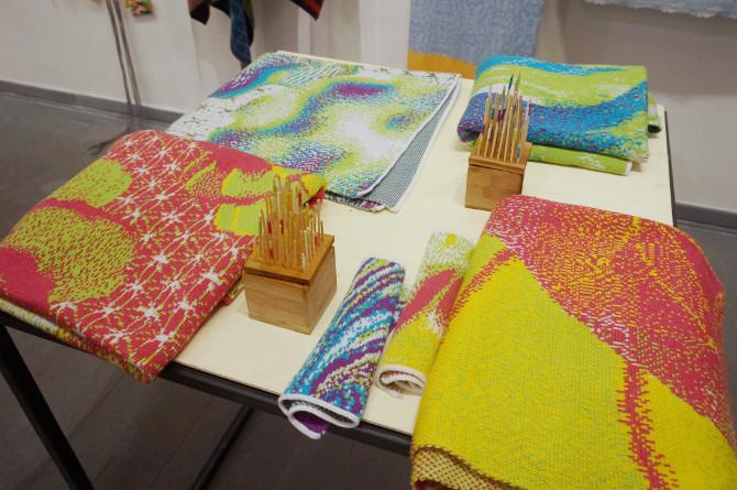 Filip Menšl, Ateliér textilní tvorby