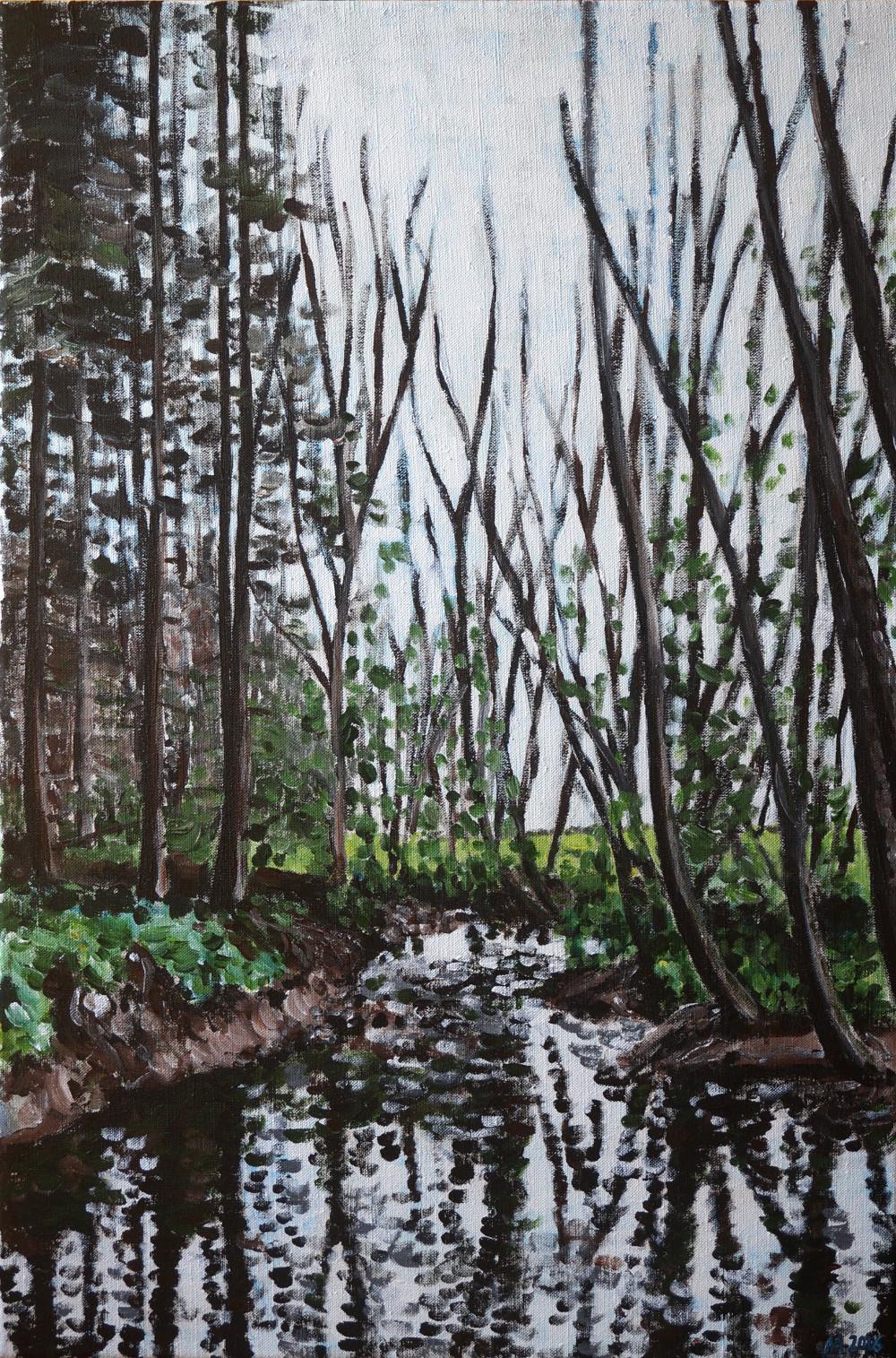 Lhotecký potok