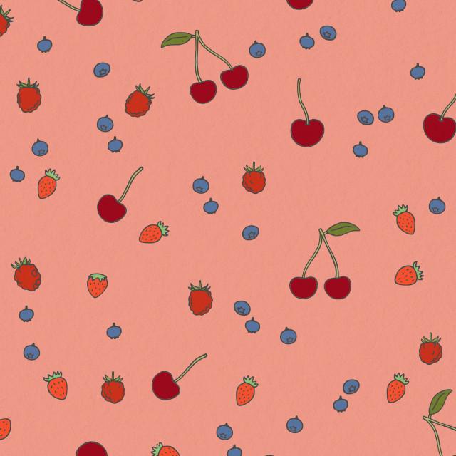 ovoce ilustrace