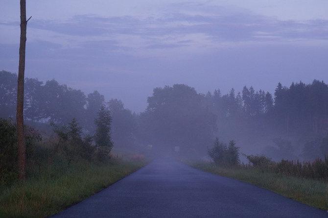 mlha jak na blatech