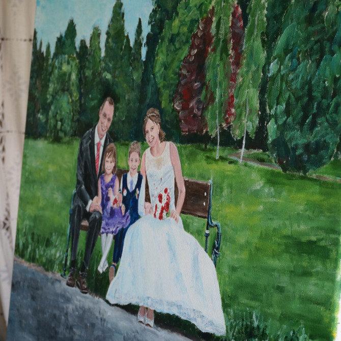 obraz svatební