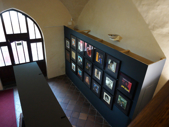 Bob Dylan výstava v Praze