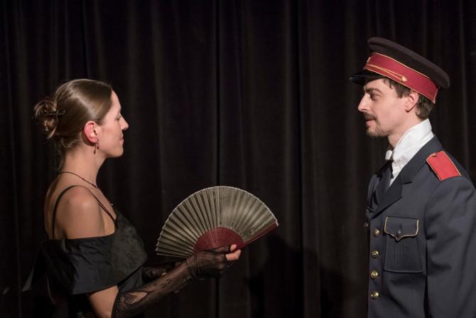 Anna Karenina Divadlo Kampa