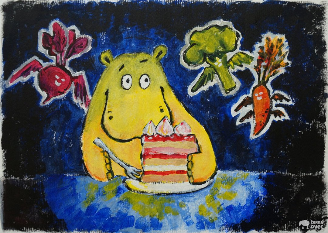 Hippo and the Haunted Vegetables