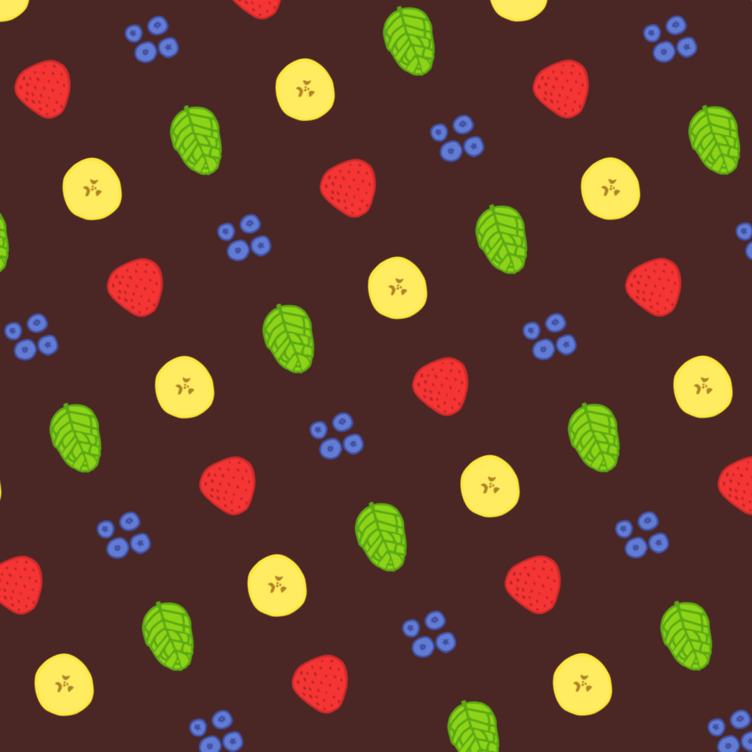fruit patterns