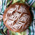 domácí kváskový chleba