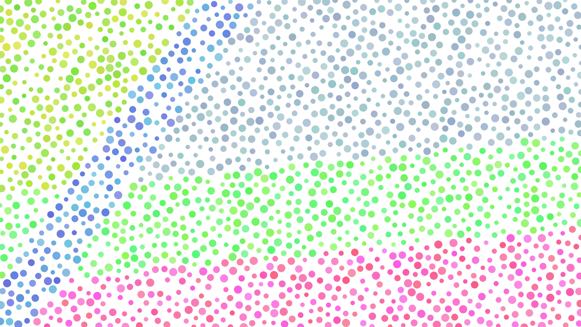 lines dots composition