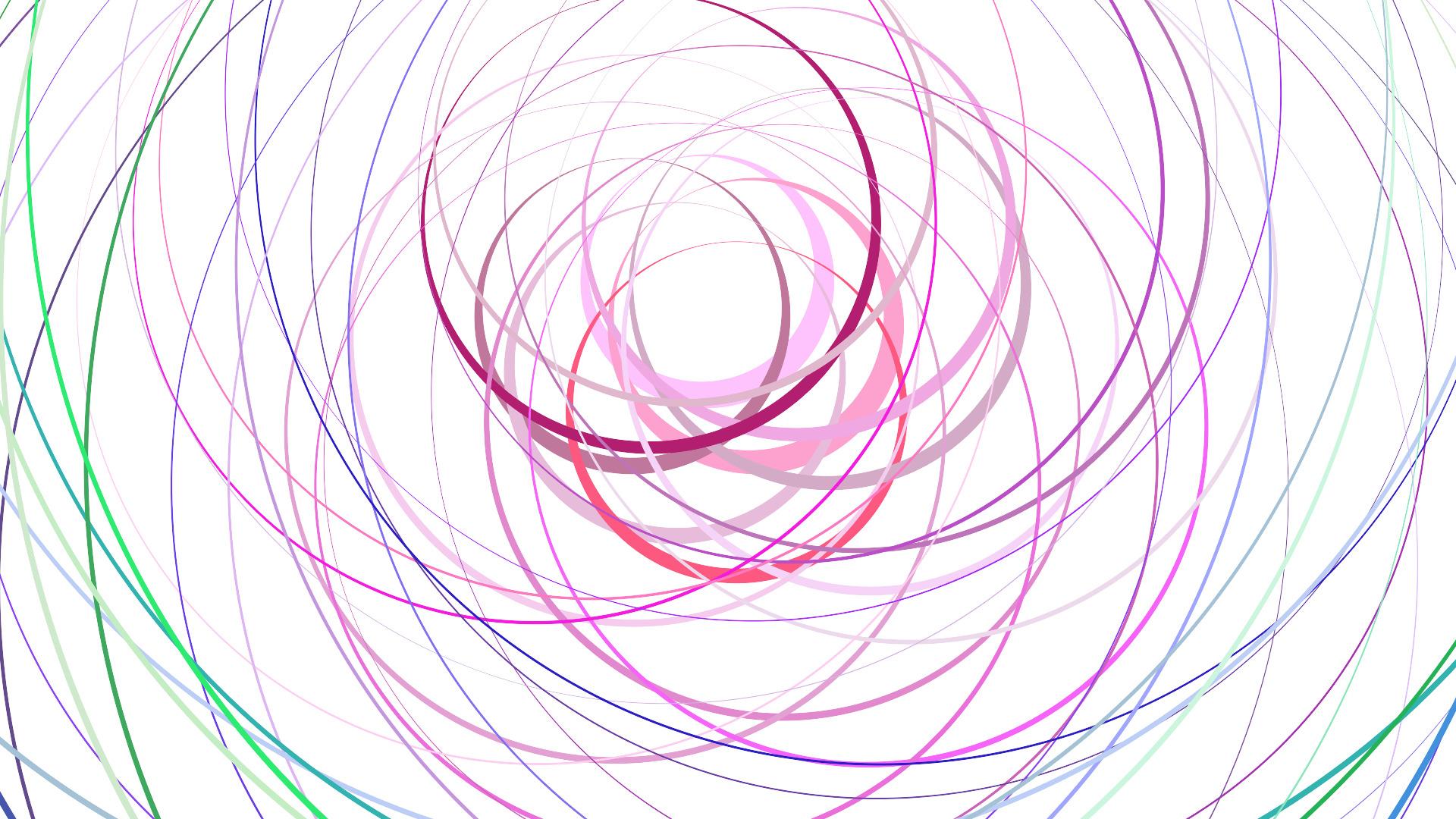 kompozice kruhy