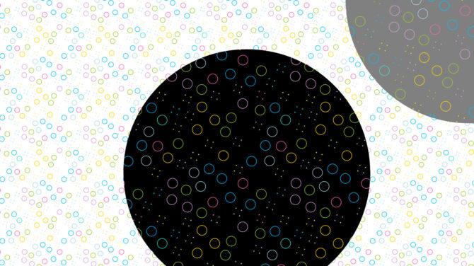 patterns circles composition